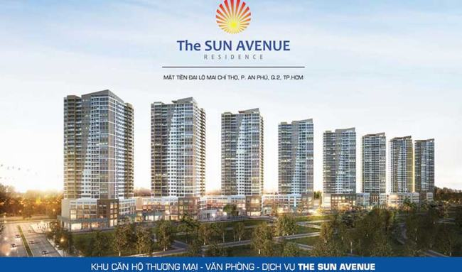 The Sun Avenue Quận 2