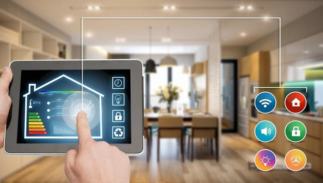 hệ thống smart home